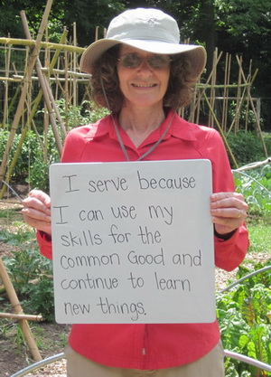 Claire-Lorch-Holding-Why-I-Serve-Sign
