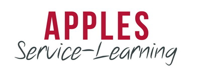 apples service-learning logo