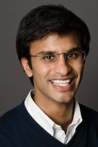 Naman Shah headshot