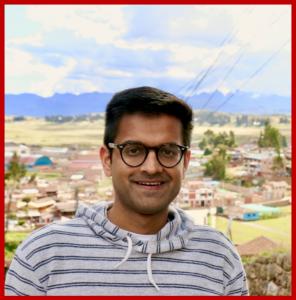 Mohit Patel Portrait