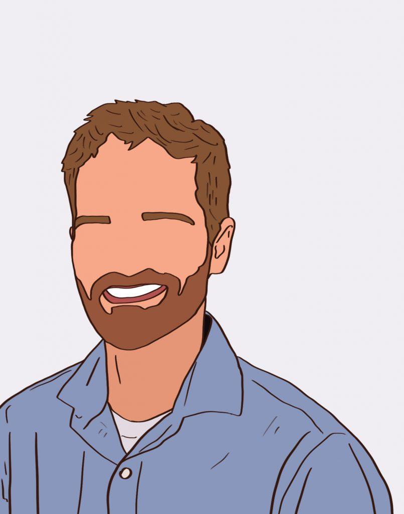 Portrait of Ryan Nilsen