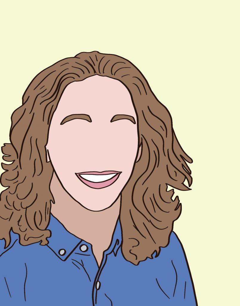 Portrait of Michael Weaver
