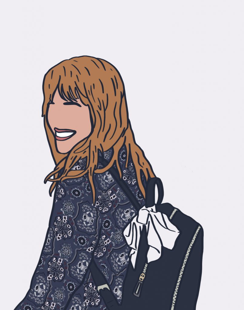 Portrait of Emily Gadja