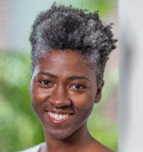 Courtney Woods portrait